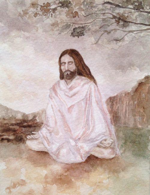 aquarela s/ papel, 18 x 13 cm. Sold out.