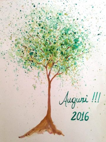 16 Auguri 2016, tree 16, Matutu, MG, SOLD