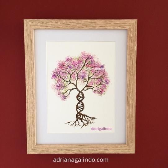 arvore da vida / life tree, fineart